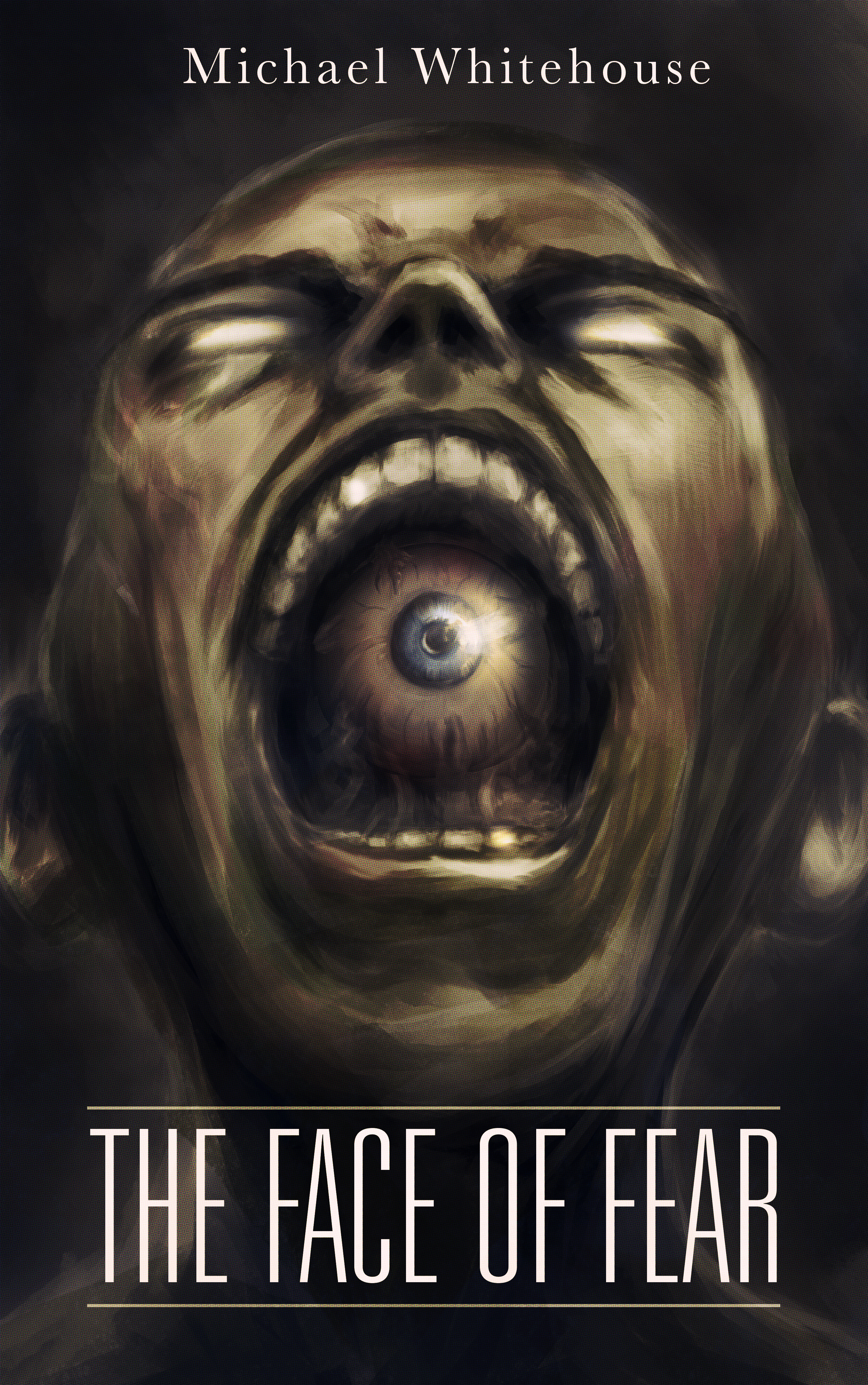 The Face of Fear Cover